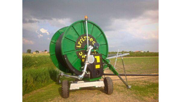 Барабанные дождевальные машины Барабанная дождевальная машина Irrimec ST15, TG (25-130 м3/ч) в специальной комплектации