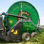 Барабанные дождевальные машины со встроенной дизельной насосной станцией Барабанная дождевальная машина Irrimec MDT12 MP, TG