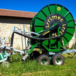 Барабанные дождевальные машины Барабанная дождевальная машина Irrimec ST7, TG