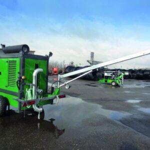 Специальные предложения Дизельная насосная станция Irrimec, мощность 110 л.с. в специальной комплектации