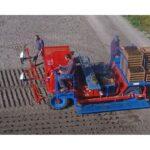 Рассадопосадочные машины для растений в кубиках Самоходная рассадопосадочная машина Ferrari F