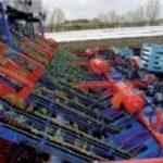Рассадопосадочные машины для растений в кубиках Самоходная полуавтоматическая рассадопосадочная машина Ferrari FAST BLOCK