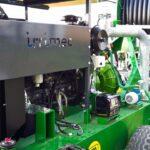 Стандартные дизельные насосные установки Дизельная насосная станция Irrimec, мощность 100 л.с