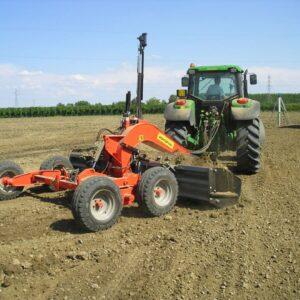 Выравниватели почвы MONTEFIORI Выравниватель почвы Montefiori 400 L