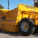 Скреперы Montefiori Прицепной Скрепер Montefiori J280