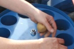 Картофелесажалки